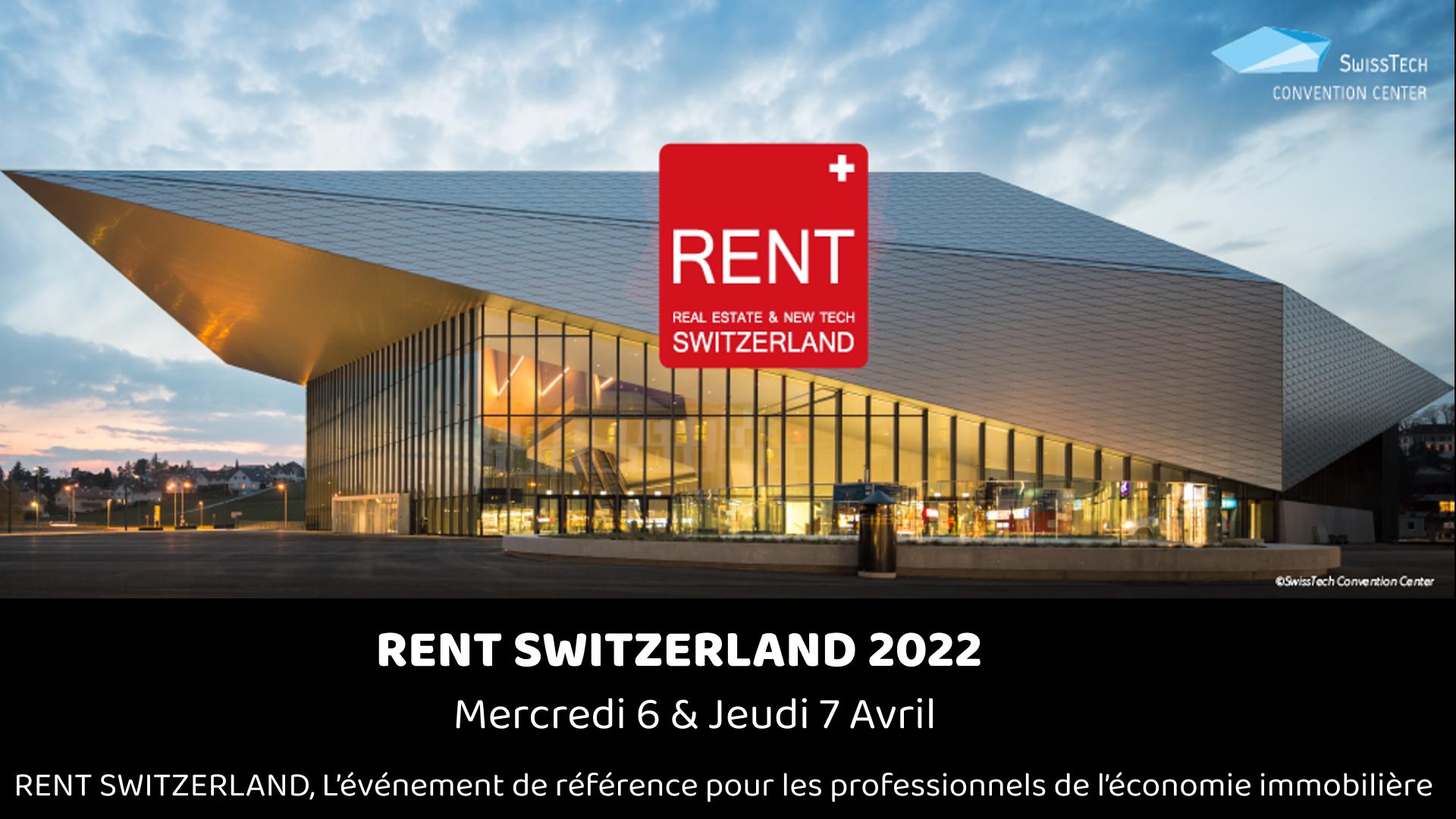 RENT SWITZERLAND 2022
